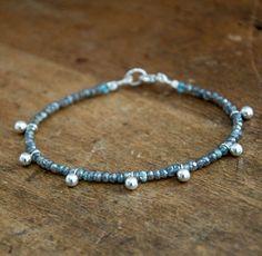Labradorite Ball Bracelet