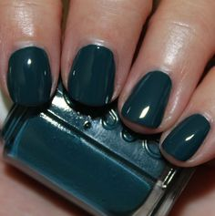Essie - 'Go Overboard'. I love this color! <3