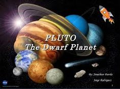 Image result for the planet pluto