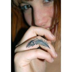 Love peacock tattoos