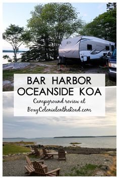 Bar Harbor Campground, Acadia National Park, National Parks, Rhode Island History, Rv World, Best Rv Parks, Camping In Maine, Bar Harbor Maine, Rv Parks And Campgrounds
