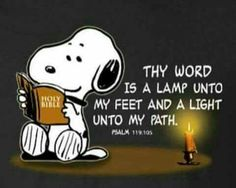 Snoopy, you're smarter than most humans I know!