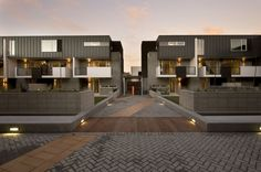 Wilton Close / Cymon Allfrey Architects Wilton Close / Cymon Allfrey Architects – Plataforma Arquitectura