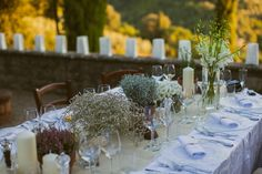 Celebrity and fashion Stylist Elizabeth Cabral's Stunning Destination Wedding in Tuscany by Photographer Andreas Avdoulos