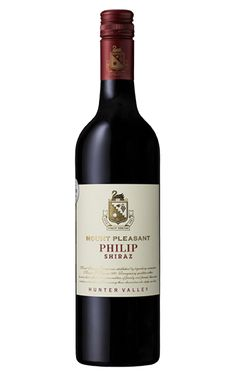 Mount Pleasant Family Collection Philip Shiraz 2014 Hunter Valley - 6 Pack At $129.00