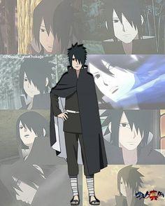 You just want me cause I'm next... but don't you fall in love with a ninja like me, like me Sasuke Uchiha
