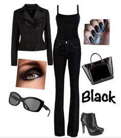 Black!
