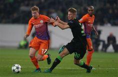 Man City đã giành quyền lọt vào vòng 16 đội Cup C1 - TIN BÓNG ĐÁ TỔNG HỢP