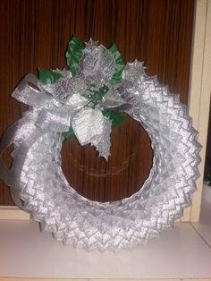 Hanukkah, Christmas Wreaths, Holiday Decor, Home Decor, Christmas Garlands, Homemade Home Decor, Holiday Burlap Wreath, Decoration Home, Interior Decorating