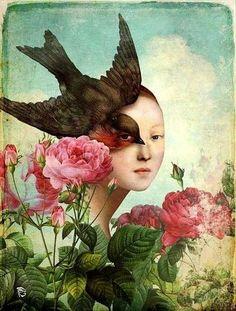 The Silent Garden by Christian Schloe