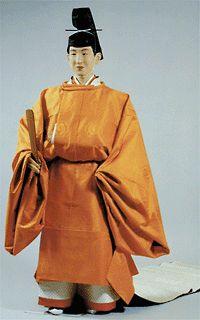 皇太子黄丹袍姿