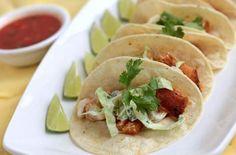 Heart Smart Blackened fish tacos. Tuesday, August 27,2013. Jessica J. Trevino/Detroit Free Press