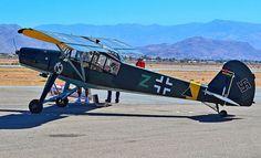 N156LZ  2009 Fieseler Fi-156C Storch Replica C/N SA-001K