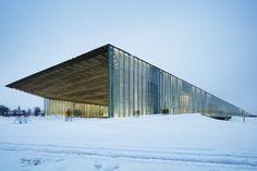 Estonian National Museum in Tartu;  Dorell.Gotmeh.Tane/Architects (DGT); Photo: Takuji Shimmura