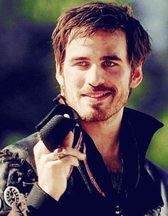 Captain Hook <3 (OUAT Captain Hook is so attractive)