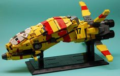 Taiidan Gunship Ver.2 by dasnewten, via Flickr