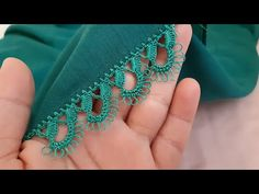 Saree Kuchu Designs, Crochet Lace Edging, Make It Yourself, Knitting, Blog, Diy, Crocheting Patterns, Diy And Crafts, Tricot
