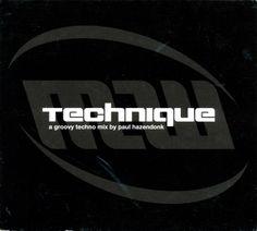 Paul Hazendonk — MAW presents Technique – A Groovy Techno Mix
