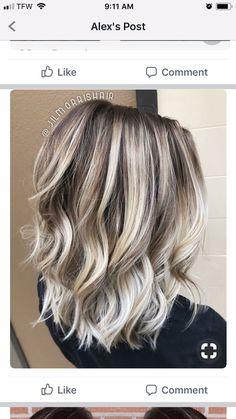 Alex Hair Cut and Style