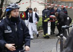 Террористов в Париже разыскивают все силы полиции - 8 Января 2015 - вавилонские пленения