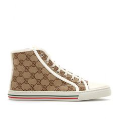 Gucci - CALIFORNIA LOGO-SNEAKERS Best Picture For California art For Your Taste You are looking for something, and it is going to tell you exactly what you are looking for, and you didn't find that pi California Quotes, California Logo, California Vacation, Sacramento California, High Top Sneakers, Gucci Sneakers, Logan, California Outline, Most Beautiful Pictures