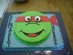 ninja turtle cake - Google Search