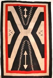 Germantown Navajo weaving by Intuit: The Center for Intuitive and Outsider Art, via Flickr