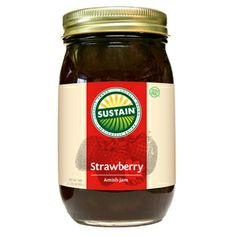 Strawberry Jam - ORDER ONLINE at www.sustainbrand.com