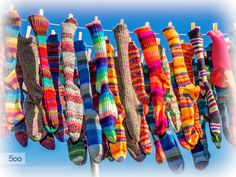 Grandma likes Knitting...
