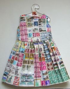 Jennifer Collier ~ Stamp Dress