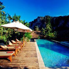 Photo and Views : The Cliff Ao Nang Resort : Hotel & Resort in ao nang Krabi,Thailand