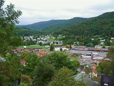 Richwood, West Virginia Beginning Exciting New Water Expansion
