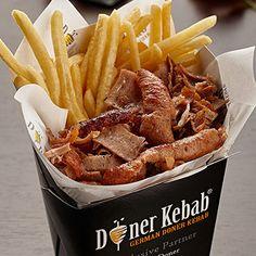 Menu - Doner Kebab