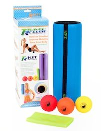 For all those aches and pains. Travel Roller Deluxe acupressure Kit. Total body mobility.