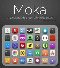 #Linux Iconos