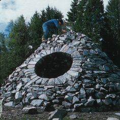 Andy Goldsworthy Yeap I love this one.