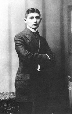 Franz Kafka yazar sayfası