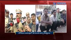 Cordon Search operation at Old City, Hyderabad - ExpressTV
