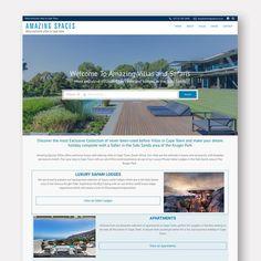 Wordpress Website Design, Responsive Web Design, Private Safari, Learn Wordpress, Ends Of The Earth, Breath Of Fresh Air, Amazing Spaces, Web Design Inspiration, Presentation Design