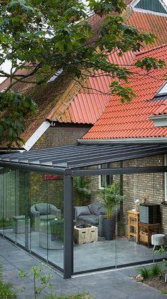 Outdoor Pergola, Outdoor Rooms, Outdoor Living, Gazebo, Backyard Patio Designs, Backyard Landscaping, House Extension Design, House Design, Rooftop Terrace Design