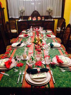 #mesa navidad #christmas table