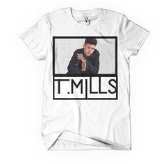 Brick Wall Tee / T. Mills Merch