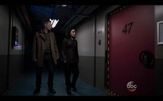 Marvel Agents of Shield, S2E20.  Security vault #47, where the unimaginably dangerous Theta Protocol artifact is stored. 47 is very bad - not even close to 42, like 41 and 43.