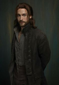 Sleepy Hollow. Ichabod Crane never looked so good.