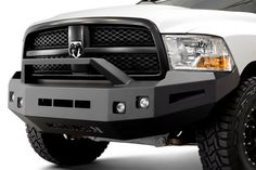 ICI Innovative Creations - ICI FBM64DGN-RT Non-Winch Front Bumper with RT-Series Light Bar Dodge RAM 1500 2013-2016