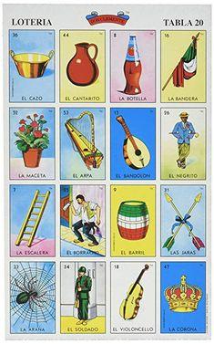 Don Clemente Autentica Loteria Mexican ...