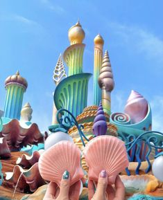 (notitle) - d i s n e y - Disney Walt Disney, Tokyo Disney Sea, Disney Magic, Disney Time, Disney Stuff, Snacks Disney, Disney Desserts, Viaje A Disneyland Paris, Disneyland Food