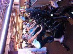 California Family Fitness enjoying the Trixter Xdreams