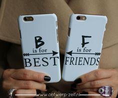 Wie is jouw BFF ? Hoe's your best friend ? www.ontwerp-zelf.nl