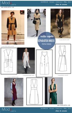 new fashion shapes of Fall 2017 only at modacable.com...follow us for more...